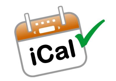 Channel OTA iCal