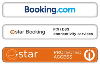Channel OTA Booking.com Estar